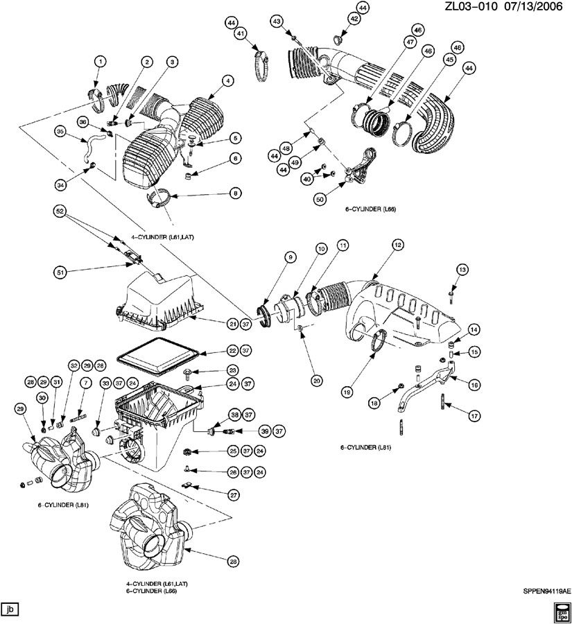 2006 saturn vue parts diagram intake  saturn  auto wiring